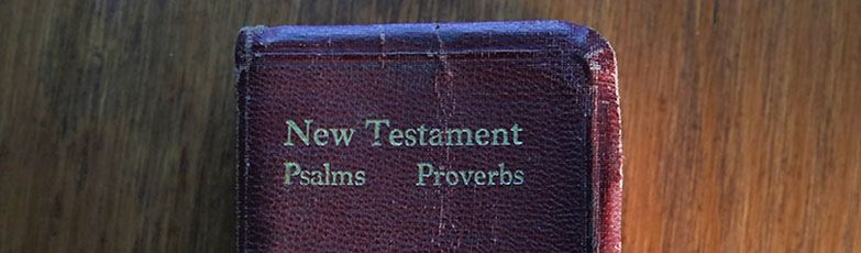The Gideon Bible