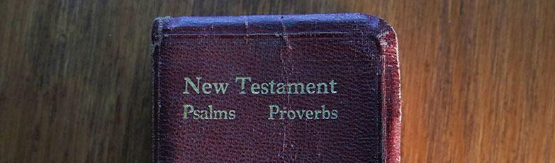 The Gideon Bible – BibleWalk